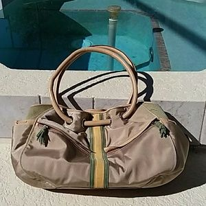 COLE HAAN Stylish Sporty Spring Handbag Tote